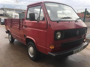 1989 ***Volkswagen T25 1588cc Diesel Pick Up - 20th July*** For Sale by Auction