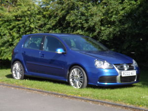 2006 VW Golf R32 - FSH 89,000 miles For Sale by Auction