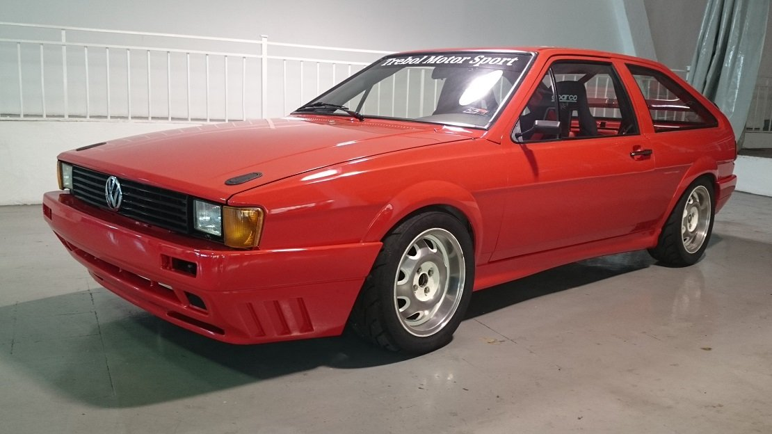 1982 Spotless Volkswagen Scirocco GTI 1.600 For Sale (picture 1 of 6)