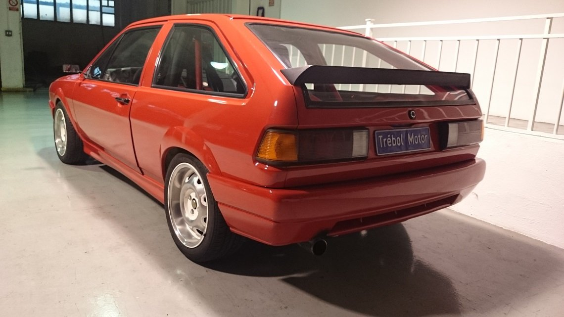 1982 Spotless Volkswagen Scirocco GTI 1.600 For Sale (picture 3 of 6)