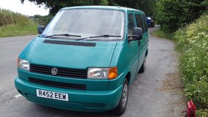 Lot 13 - A 1997 Volkswagen Day Van 1000 TD - 21/07/2019 For Sale by Auction