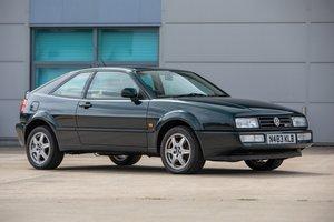 1995 VW Corrado V6 For Sale by Auction