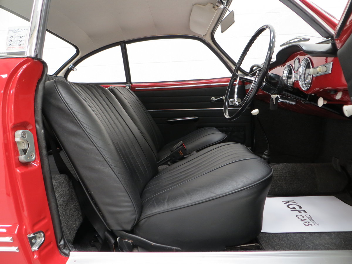 1966 A Multiple Concours Winning UK RHD Volkswagen Karmann Ghia SOLD (picture 6 of 6)