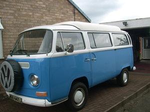 1971 T2 Bay Window  For Sale