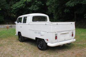 1970 Volkswagen Crew Cab Solid Ivory Driver Auto Rare $29.9k For Sale (picture 2 of 6)