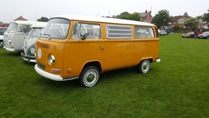 1972 VW Camper  For Sale