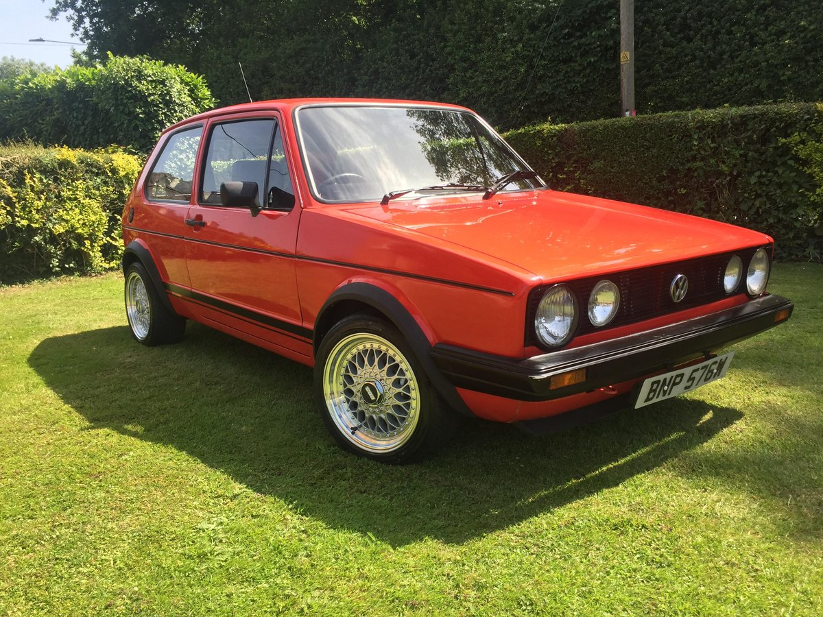 1981 Mk1 Golf,  For Sale (picture 1 of 6)