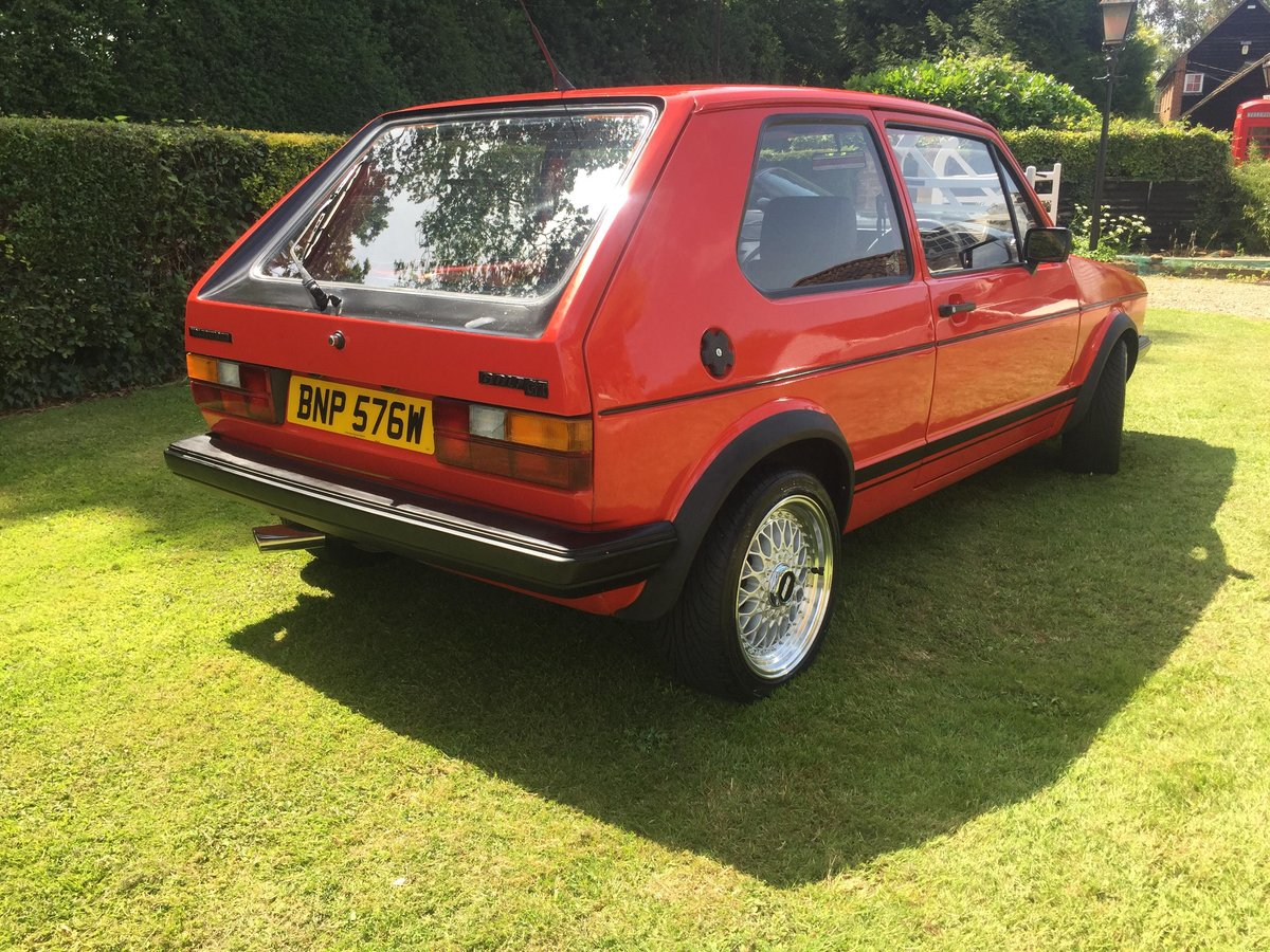 1981 Mk1 Golf,  For Sale (picture 2 of 6)