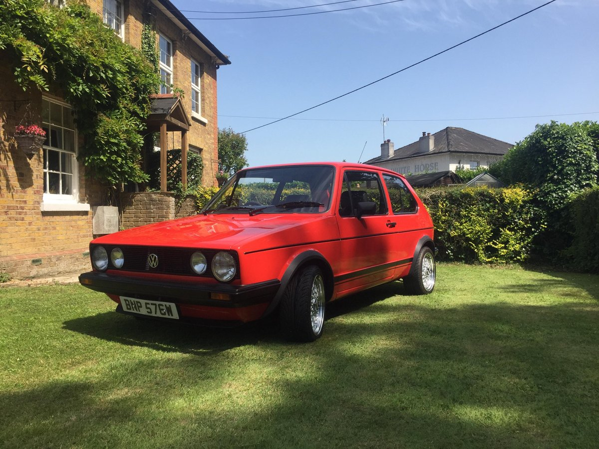 1981 Mk1 Golf,  For Sale (picture 4 of 6)