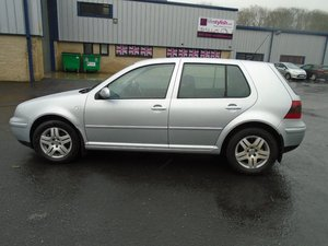 2003 VW Golf tdi 130 5 door