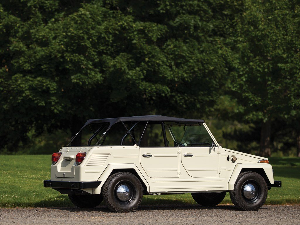 1973 Volkswagen Type 181 Thing  For Sale by Auction (picture 2 of 6)