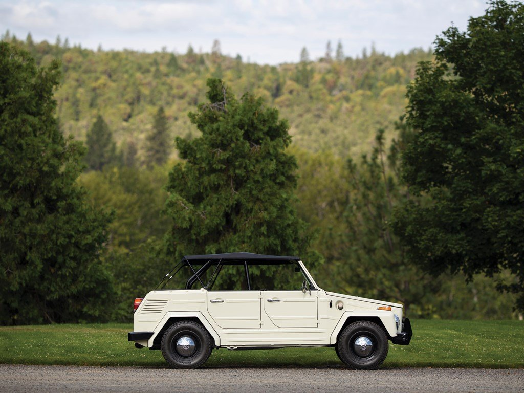 1973 Volkswagen Type 181 Thing  For Sale by Auction (picture 4 of 6)