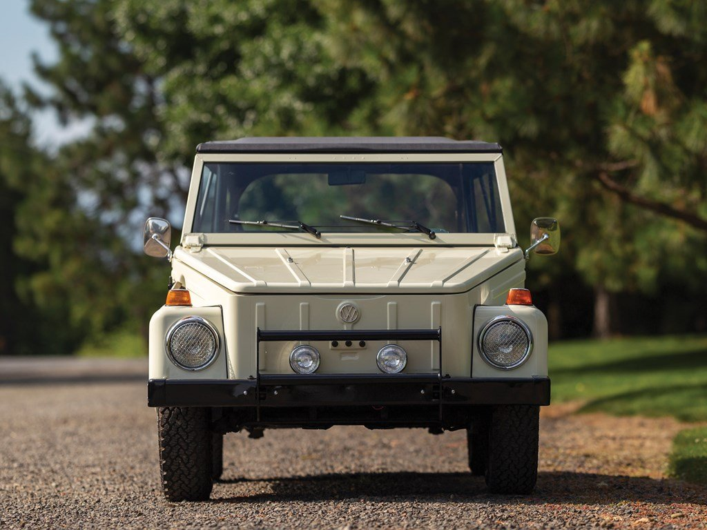 1973 Volkswagen Type 181 Thing  For Sale by Auction (picture 5 of 6)