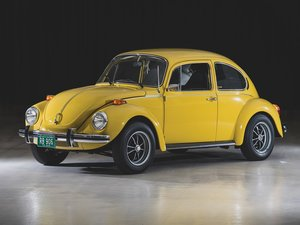 1973 Volkswagen Super Beetle Sedan  For Sale by Auction