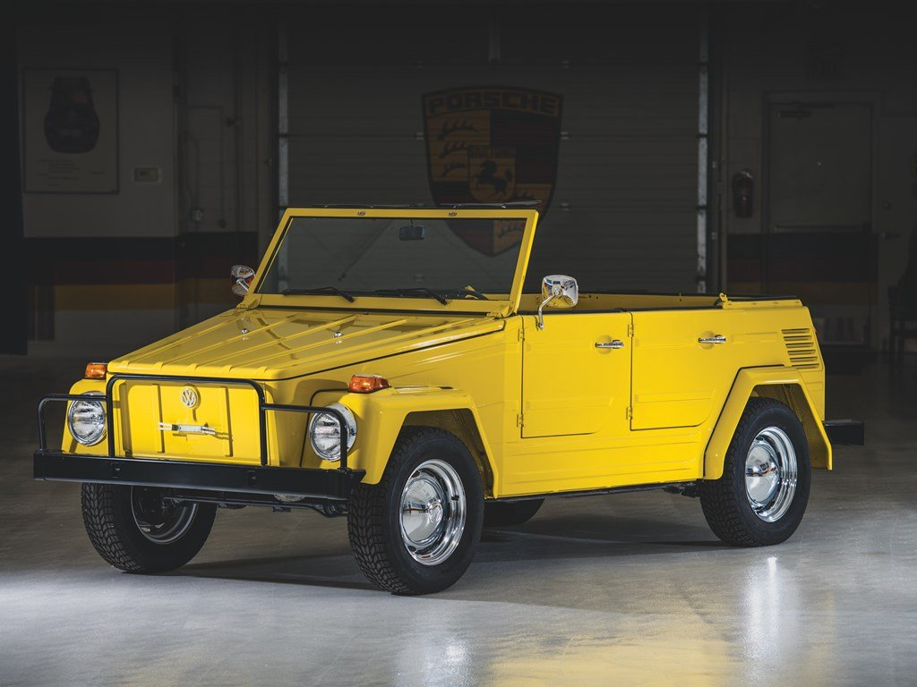 1973 Volkswagen Type 181 Safari  For Sale by Auction (picture 1 of 6)