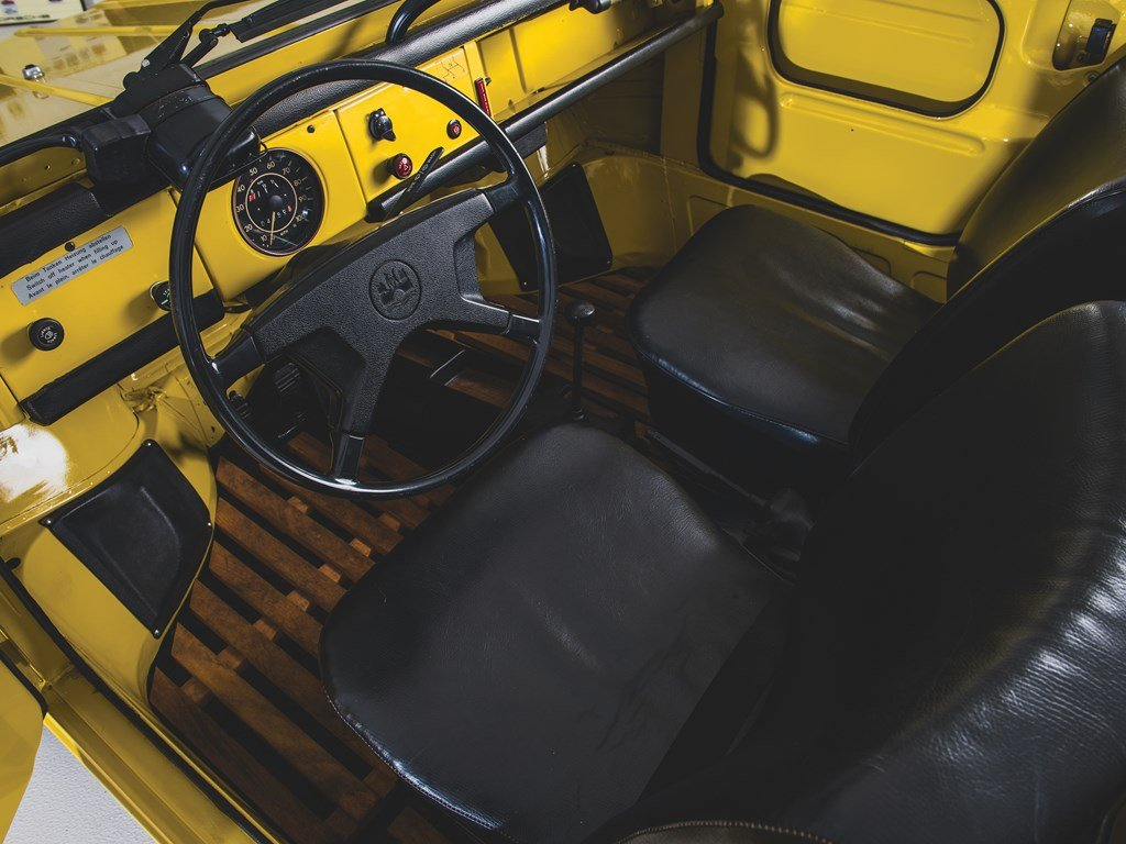 1973 Volkswagen Type 181 Safari  For Sale by Auction (picture 4 of 6)
