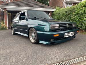1989 Golf G60 Rallye For Sale