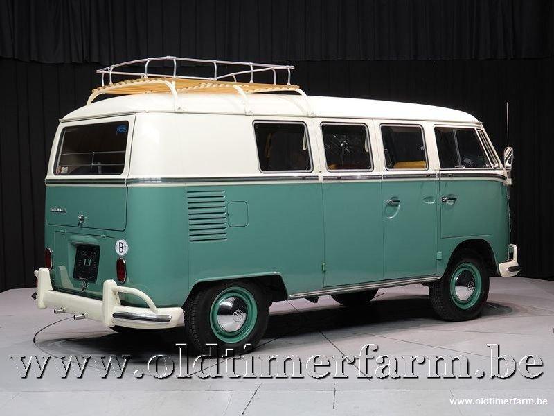 1967 Volkswagen T1 Split Bus '67 For Sale (picture 2 of 6)