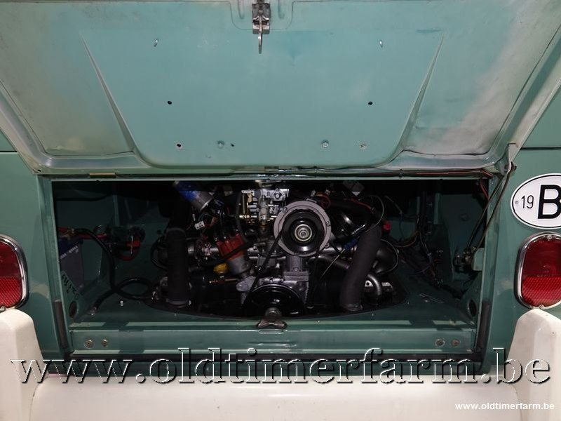 1967 Volkswagen T1 Split Bus '67 For Sale (picture 6 of 6)