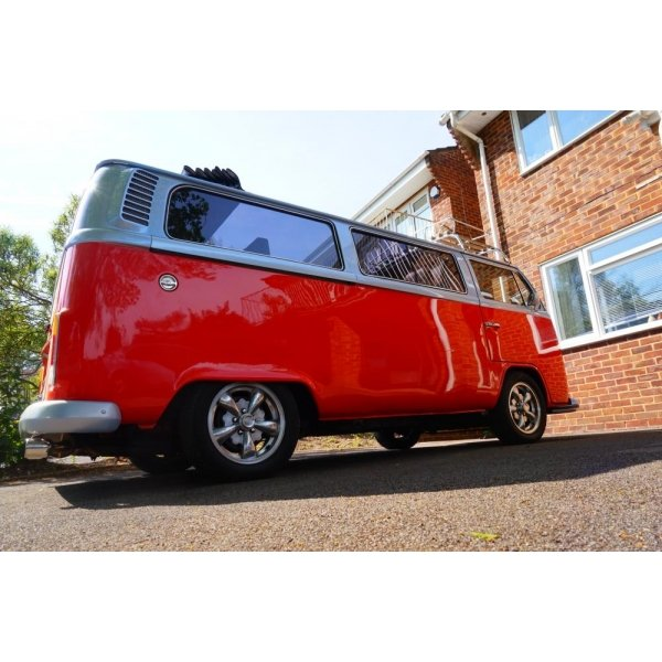 1975 VW BayWindow Camper fully restored For Sale (picture 1 of 6)