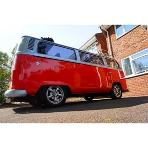 1975 VW BayWindow Camper fully restored