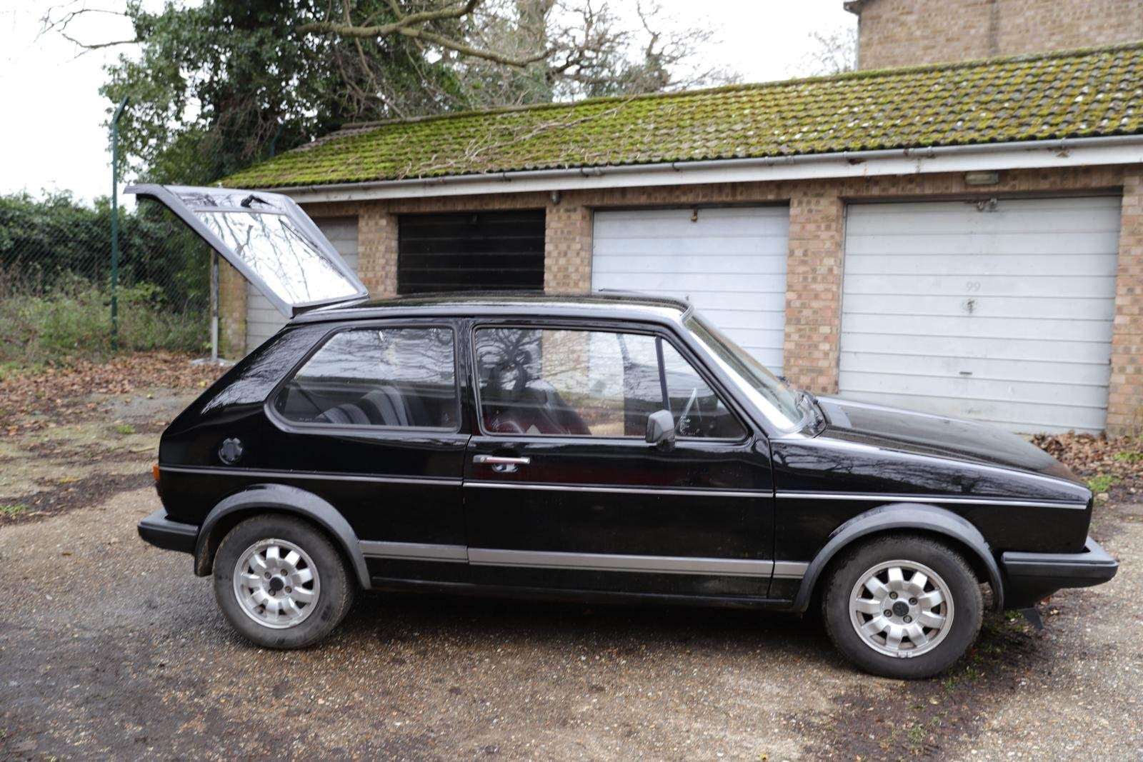 1983 Mk1 Golf GTI SOLD (picture 4 of 6)