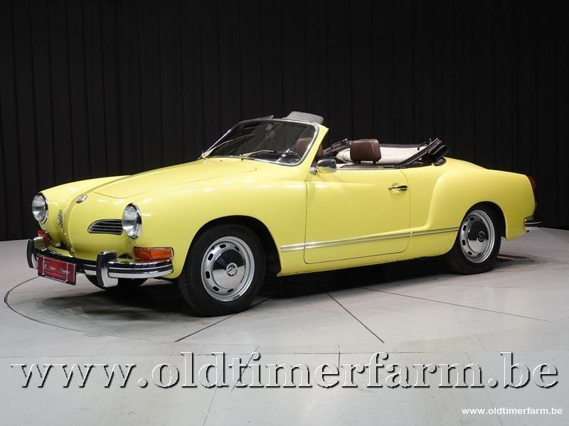 1972 Volkswagen Karmann Ghia Saxomat '72 For Sale (picture 1 of 6)