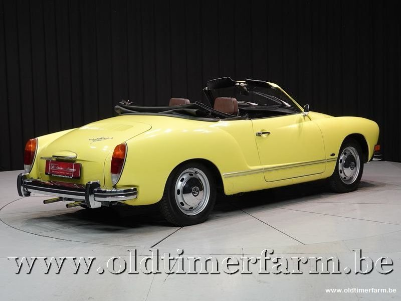 1972 Volkswagen Karmann Ghia Saxomat '72 For Sale (picture 2 of 6)