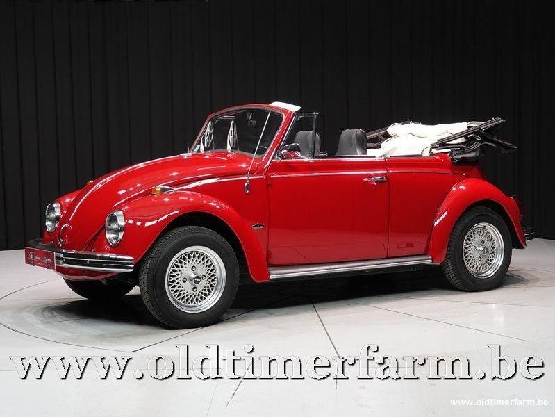 1968 Volkswagen Kever Cabriolet '68 For Sale (picture 1 of 6)