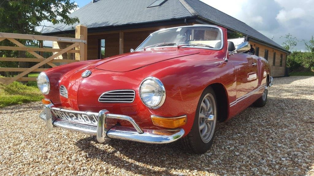 1971 Karmann Ghia SOLD (picture 1 of 6)