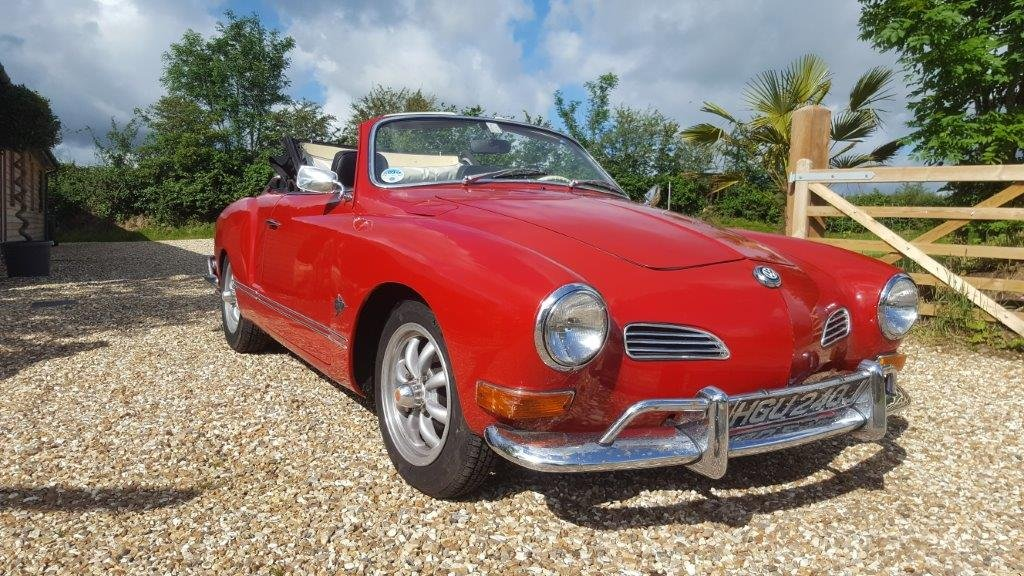1971 Karmann Ghia SOLD (picture 4 of 6)