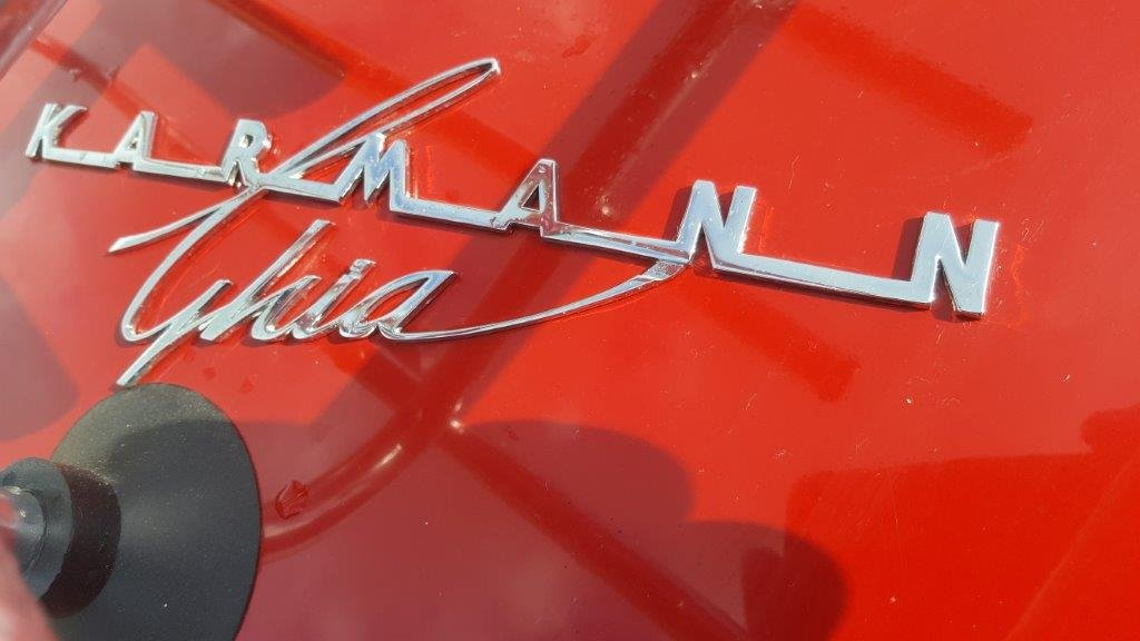 1971 Karmann Ghia SOLD (picture 5 of 6)