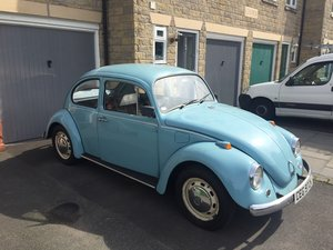 1971 1200 BEETLE .. LOW MILES