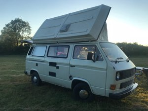 1984 VW T25 - PopTop For Sale