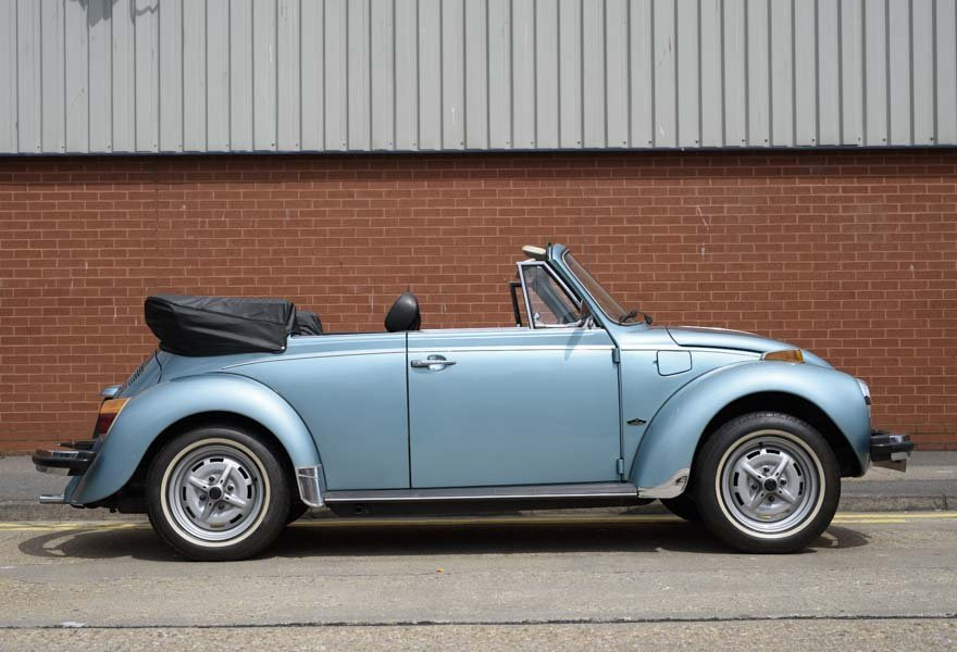 1979 Volkswagen Super Beetle By Karmann LHD For Sale In Lond For Sale (picture 3 of 12)