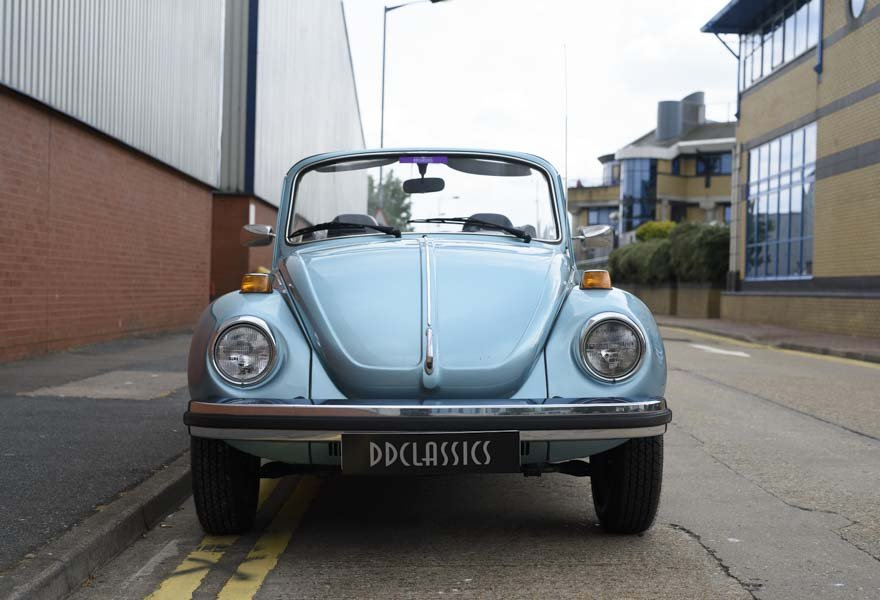 1979 Volkswagen Super Beetle By Karmann LHD For Sale In Lond For Sale (picture 4 of 12)