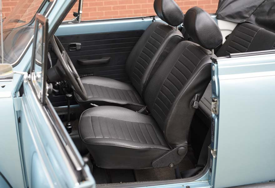1979 Volkswagen Super Beetle By Karmann LHD For Sale In Lond For Sale (picture 8 of 12)