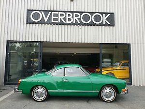 1974 Volkswagen Karmann Ghia LHD For Sale