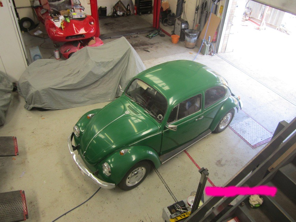 1972 Beetle 1300 great bodywork/chassis For Sale (picture 1 of 6)