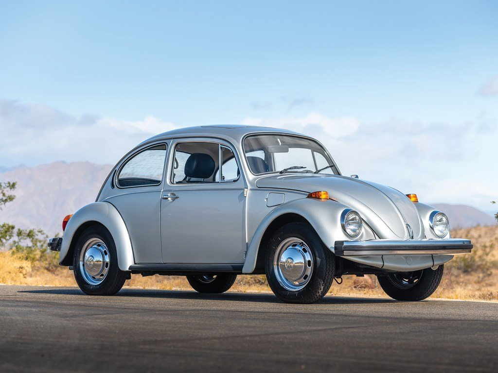 1977 Volkswagen Beetle Sedan  For Sale by Auction (picture 1 of 6)