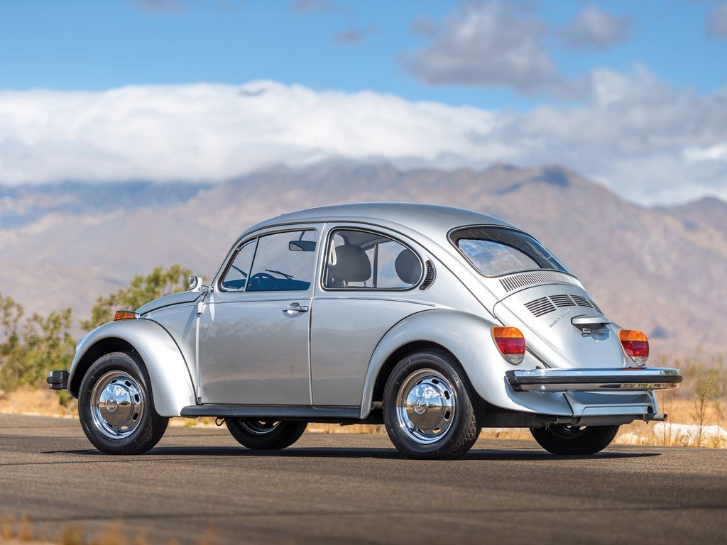1977 Volkswagen Beetle Sedan  For Sale by Auction (picture 2 of 6)