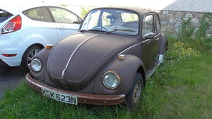 1975 VW  BEETLE  'BROWNIE' For Sale