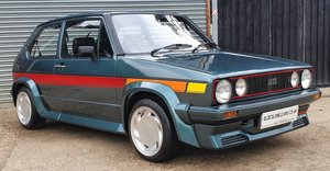 1983 Stunning and rare VW Golf Gti Mk1 - Kanei X1 - 81,000 Miles For Sale