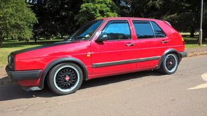 1989 VW Golf MK2 1.6 CL For Sale