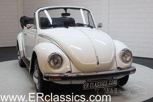 Volkswagen Beetle 1303 Cabriolet 1978 nice condition For Sale