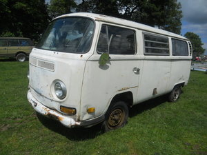 Picture of 1970 VW Camper Van American import LHD Rust free  For Sale