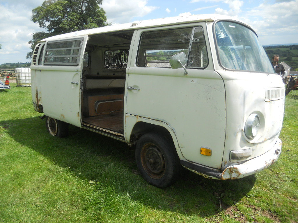 1970 VW Camper Van American import LHD Rust free  For Sale (picture 2 of 6)