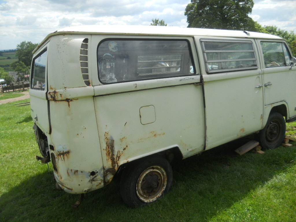 1970 VW Camper Van American import LHD Rust free  For Sale (picture 3 of 6)