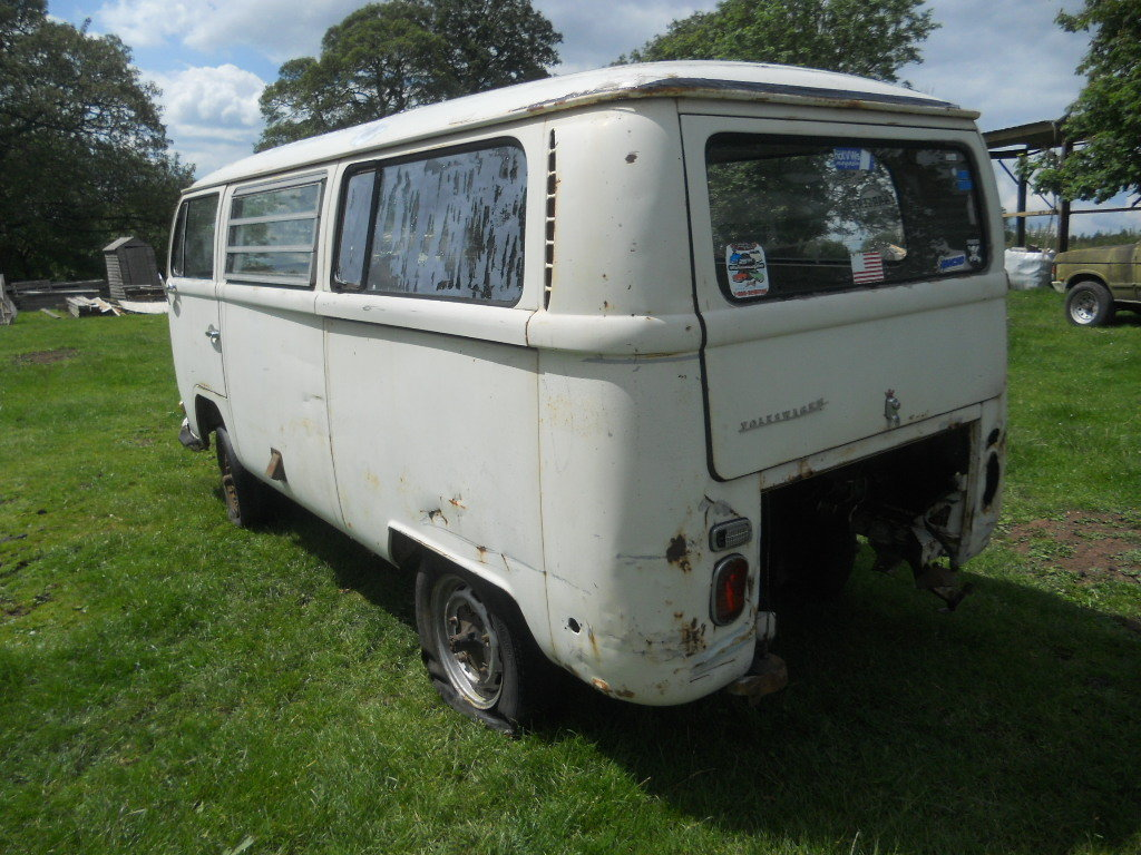 1970 VW Camper Van American import LHD Rust free  For Sale (picture 4 of 6)