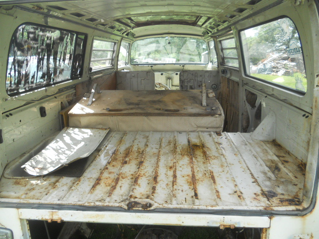 1970 VW Camper Van American import LHD Rust free  For Sale (picture 5 of 6)
